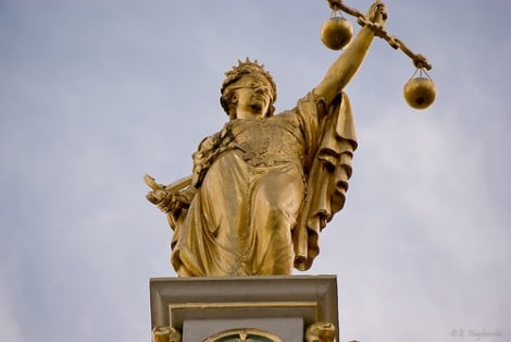 Justitia Spermienspende